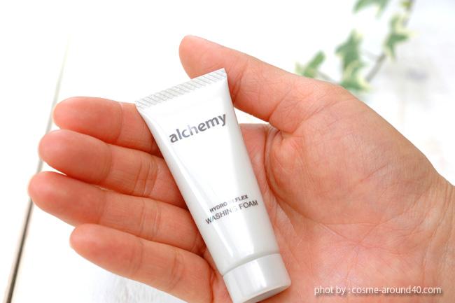 アルケミー洗顔